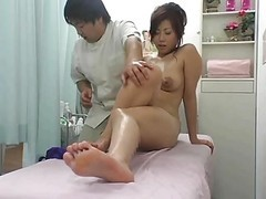 Massage, Orgasm, Ass, Solo and orgasm of pregna