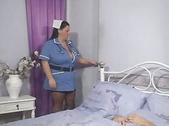 Nurse, Asian nurse gangbang
