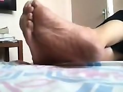 Indian, Mature indian foot fetish interracial