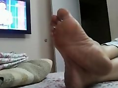 Indian, Mature indian lesbian foot