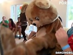 Dancing bear jizz