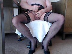 Stockings, Cuckold real amature