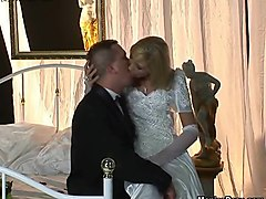 Wedding, Cuckold wedding