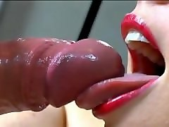 Cum In Mouth, Her first cum in mouth during