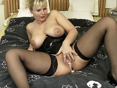 German, Squirt, Pantyhose nylon pissing squirting