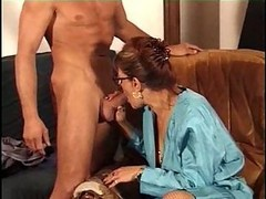 Anal, French, Mature, French mature bbw anal