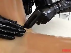 Rubber, Condom, Babe, Full rubber suit