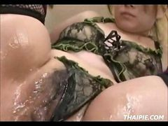Asian, Teen, Orgasm, Masturbation orgasm