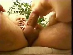 Bisexual, Old Man, Hot bisexual threeway