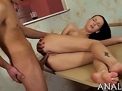 Anal, Erotic, Babe, Cute asian ladyboy anal pov