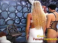 Blonde, Humiliation, Schoolgirl submissive is humiliated and fucked
