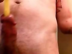 Penis, Insertion, Cumming through hollow penis insertion
