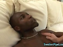 Blonde, Black, Pt very cute,pale,blonde wife and black lover