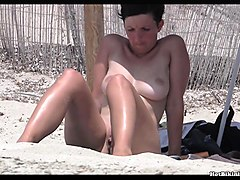 Hd, Nudist, Beach, Sharing horny wife nude beach bbc hd