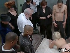 Slave, Sasha grey punished