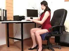 Secretary, Nylon, Faces of anal