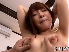 Asian, Anal punishment