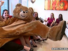 Party, Tale of dancing bear
