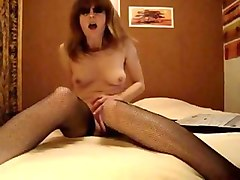French, Stockings, Nylon, Nylon mom