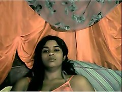 Indian shying girlfriend