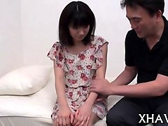 Teen, Cute, Tiny japanese teen natural tits uncensored