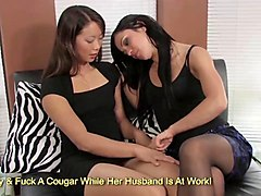 Lesbian Seduction, Lesbian, Lesbian seduction first time