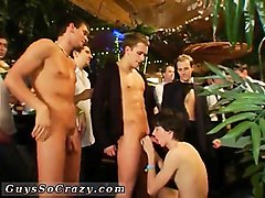 Teen, Male celebrity masturbating