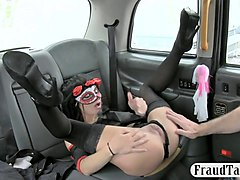 Ass, Dress, Mature taxi drivers