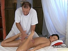 Erotic, Massage, Ass, Massage sleeping
