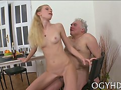 Orgasm, Old Man, Solo orgasm