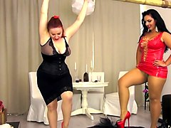 Audition, Goddess trampling