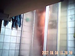 Teen, Hidden, Shower, Sister caught hidden cam