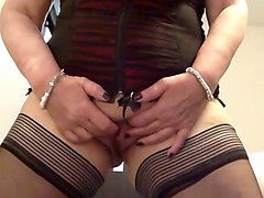 "German, Ass, Lingerie, Bbw ""southern belle"" face sitting orgasm"