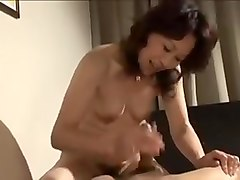 Creampie, Mature japanese pissing