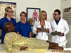 Rough, Cfnm, Orgy, Ebony nurse