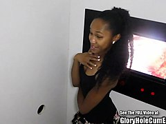 Ass, Gloryhole, Glory hole ebony