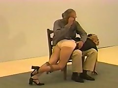 Teen spanking cry