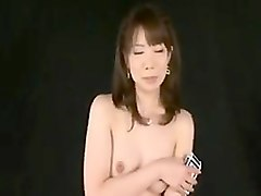 Asian, Shy, Asslicking threesome