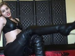 Leather, Shemale leather