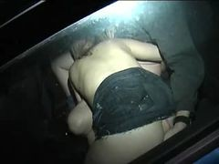 Car, Wife, Blowjob in car