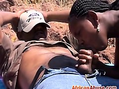 African, Ebony, Foursome, Ebony wife foursome