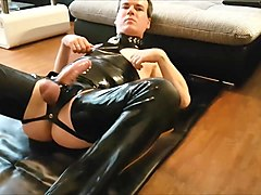 Nipples, Rubber, Latex, Latex rubber gay sex
