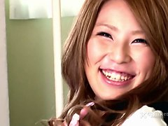 Babe, Japanese wife fuck father in law