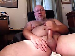 Hairy, Hairy mature riding