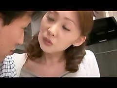 Lesbian japanese mom daughter uncensored