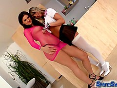 Sperm, Amateur couples swapping