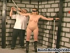 Nipples, Babe, Daddy gets tortured
