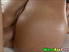 Oil, Ass, Milf, Aunt lisa ann