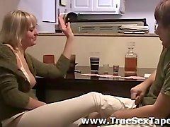 Amateur, Couple, Drunk squirt solo