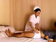 Nurse, Prostate massage ejaculation
